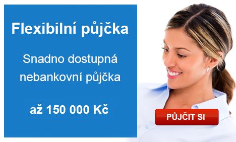 Půjčka 150 000 Kč - reklama