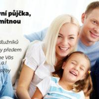 Bezpečné úvěry, když Vám banka nepomůže, působíme po celé ČR